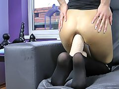 dildo shop, 14,BLACK WIDOW HUGE TOY ANAL FUCK