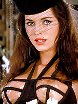 Taylor Saint Claire, Tight With Garters